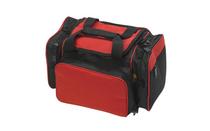 "US PEACEKEEPER 14"" x 8"" x 8.5"" Small Red/Black Range Bag (P22202)"