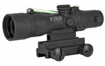 TRIJICON ACOG 3x30 Dual Illuminated .223 Green Horseshoe Dot Reticle Riflescope (TA33-C-400129)