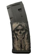 MAGPUL PMAG30 Reaper Skull Custom Engraved 30Rd .223/5.56 PMAG