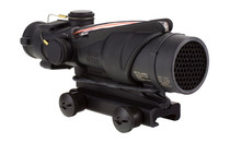 TRIJICON ACOG 4x32 Dual Illuminated Red Chevron USMC Rifle Combat Optic Riflescope with TA51 Mount (TA31RCO-A4CP)
