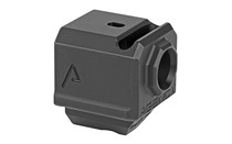 AGENCY ARMS Gen 3 Glock 17/19/34 1/2x28 Thread Pitch Compensator (AGE417S-G3-BLK)