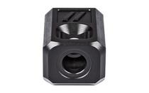ZEV TECH Pro Comp V2 9mm 1/2x28 Compensator Muzzle Brake (COMP-PRO-V2-B)