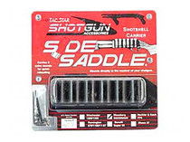TACSTAR Mossberg 500/590 12Ga 6Rd Sidesaddle Caddy with Mounting Plate (1081159)