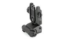 KRISS Defiance Low Profile Polymer AR-15 Flip Up Rear Sight (DA-PRSBL00)