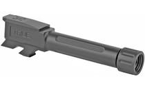 TRUE PRECISION 9mm Threaded Black Nitride Glock 43/43X Replacement Barrel (TP-G43B-XTBL)