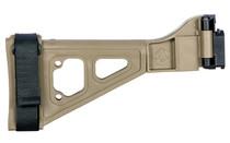 SB TACTICAL CZ Scorpion SBT-EVO FDE Pistol Brace (SBTEV-02-SB)