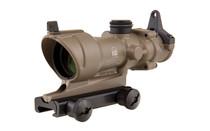 TRIJICON ACOG 4x32 Amber Crosshair .223 Reticle Center Illuminated Dark Earth Riflescope (TA01-D-100319)
