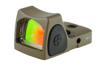 TRIJICON RMR Type 2 3.25 MOA FDE Adjustable Red Dot Sight (RM06-C-700696)