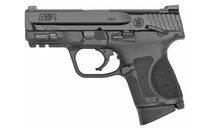 """SMITH & WESSON M&P 2.0 9MM 3.6"""" Barrel 12Rd Thumb Safety Striker Fired Semi-Automatic Sub-Compact Pistol (12482)"""