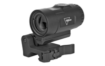 TRIJICON MRO HD 3X Magnifier with Adjustable Height Quick Release Flip to Side Mount (MAG-C-2600001)