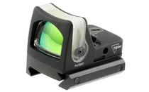 TRIJICON RMR Dual Illuminated 12.9MOA Amber Triangle Red Dot Sight w/ RM33 Picatinny Rail Mount (700054)