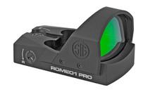 SIG SAUER Romeo1 Pro 6 MOA Red Dot Sight (SOR1P101)