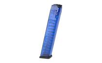 ETS 9mm 31Rd Magazine for Glock Blue (GLK-18BLU)