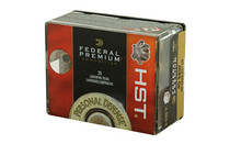 FEDERAL Premium HST 40S&W 180Gr 20Rd Box of Jacketed Hollow Point Ammunition (P40HST1S)
