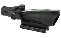 TRIJICON ACOG 3.5x35 Green Horseshoe .308 Reticle Matte Finish Riflescope with TA51 Mount (TA11H-308G)