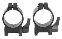 WARNE Maxima 30mm Quick Detach Scope Rings (214LM)