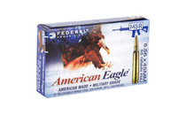 FEDERAL American Eagle 5.56 NATO 55Gr 20Rd Box of FMJ Rifle Ammunition (XM193X)