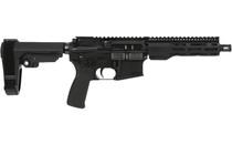 "RADICAL FIREARMS 5.56 NATO 7.5"" Barrel Semi-Automatic AR-15 Pistol with Free Float M-LOK Handguard and SB-Tactical Pistol Brace (FP7.5-5.56M4-7FCR-SBA3)"