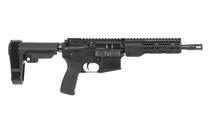 "RADICAL FIREARMS .300 Blackout AR-15 8.5"" Barrel 7"" Free Float M-LOK Handguard SB Tactical Pistol Brace Semi-Automatic Pistol (FP85300HBAR7FCRSBA3)"