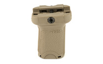 BRAVO COMPANY FDE Vertical Forend Grip for AR Rifles (BCM-VG-S-FDE)