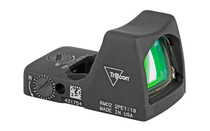 TRIJICON RMR Type 2 1x 6.5 MOA Matte Black Red Dot Sight (RM02-C-700607)