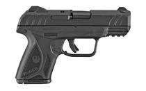 "RUGER Security-9 9mm 3.42"" Barrel 10Rd Glass Filled Nylon Frame Striker Fired Semi-Automatic Pistol (3818)"