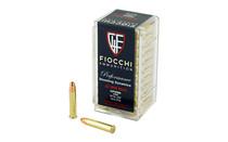 FIOCCHI 22WMR 40 Grain 50rd Box of Jacketed Hollow Point Rimfire Ammunition (22FWMB)
