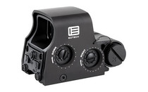 EOTECH XPS3 Red 68 MOA Ring with 2 1 MOA Dots Reticle Night Vision Compatible Holographic Sight (XPS3-2)