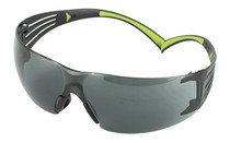 PELTOR SecureFit 400 Lightweight Gray Anti-fog Safety Glasses (SF400-PG-8)