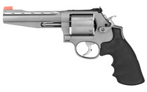 SMITH & WESSON Model 686 Performance Center 357 Magnum 4in Vent Rib Barrel 6rd Stainless Steel Double Action Unfluted Cylinder Medium Frame Revolver (11759)