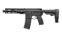 SMITH & WESSON M&P15 223 Rem/556NATO 7.5in Barrel 30rd Mag MLOK Handguard SB Tactical SBA3 Brace AR Pistol (13320)