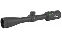 "SIG SAUER Whiskey3 4-12x40mm 1"" Tube SFB BDC-1 Quadplex Reticle 0.25 MOA Adjustments Riflescope (SOW34204)"