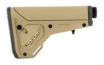 MAGPUL UBR Gen 2 FDE Utility/Battle Rifle Adjustable Carbine Stock Buffer Tube Included Fits AR15/M4/AR10/SR25 (MAG482-FDE)