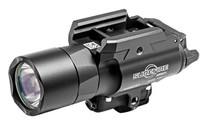 SUREFIRE X400 Ultra Weapon 1000 Lumen LED Flashlight and Green Laser Fits Picatinny (X400U-A-GN)