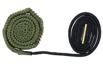 HOPPE'S BoreSnake for 9mm and 380 Caliber Pistols with Storage Case and Handle Bore Cleaner (24002D)