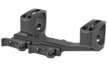 WARNE Scope Mounts Quick Detach Cantilever 30mm Extended Skeletonized AR Mount (QDXSKEL30TW)