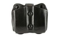 DESANTIS Gunhide Double Magazine Pouch Ambidextrous Fits Glock 17/22/19/23 (A01BJJJZ0)
