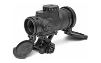 TRIJICON MRO Patrol 1x25mm 2MOA Red Dot Sight with Lower 1/3rd Co-Witness Mount (MRO-C-2200018)