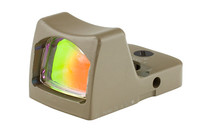TRIJICON RMR Type 2 3.25 MOA FDE Red Dot Sight (RM01-C-700624)