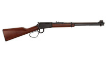 HENRY Large Loop .22LR Blued Finish Walnut Stock Lever Action Rifle (HNR-H001LL)