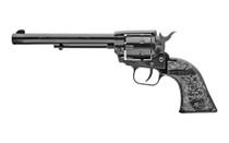 "HERITAGE Rough Rider .22LR 6.5"" Barrel 6Rd Alloy Frame Black Pearl Grips Single Action Revolver (RR22B6BLKPRL)"