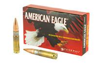 FEDERAL American Eagle 300 BLK 150 Grain 20 Rd Box Full Metal Jacket Centerfire Ammo