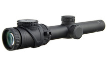 TRIJICON AccuPoint 1-6x24mm 30mm Tube Circle-Cross with Green Dot Reticle Riflescope (TR25-C-200086)