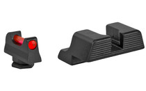 TRIJICON Fiber Sight Fits Glock 42 and 43 Comes with Red and Green Fiber (GL713-C-601029)