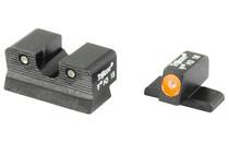 TRIJICON HD Orange Outline Tritium Night Sight Set Fits Springfield XDS (SP102-C-600752)