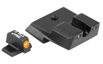 TRIJICON HD XR Orange Front Tritium Night Set Fits Smith & Wesson M&P (SA637-C-600851)