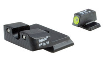 TRIJICON HD Yellow Outline Tritium Night Sight Fits Smith & Wesson M&P Shield (SA139-C-600721)