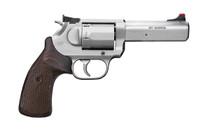 KIMBER K6s Target 357 Mag 4in Barrel 6rd Brushed Stainless Finish Adjustable Sights DA/SA Revolver (3700621)