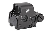 EOTECH EXPS2 Green 68 MOA Ring with 1-MOA Dot Reticle Side Button Controls QD Lever Holographic Sight (EXPS2-0GRN)