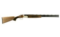 "MOSSBERG Silver Reserve II 20 Gauge 3"" Chamber 26"" Vent Rib Barrel Silver Finish Walnut Stock Over/Under Shotgun (75414)"